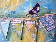 froebelsternchen: ART JOURNAL JOURNEY, PPF, MOO MANIA & MORE