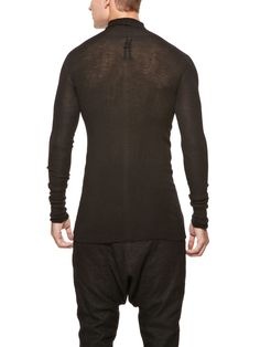 Turtleneck Sweater by Rick Owens at Gilt