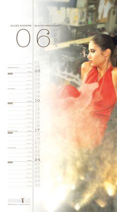 Rotwild Kalender Juni 2012