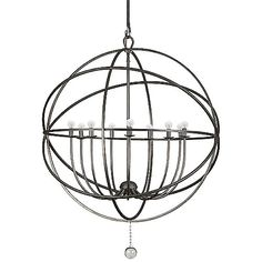 45 best decor images furniture home decor diy ideas for home Living Room with Sunken Conversation Pit traditional shapes with modern ideas meet in the crystorama solaris chandelier a series of rings