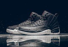 "The Air Jordan 12 ""Black Nylon"" Set to Release This Weekend – Air Jordan Release…"