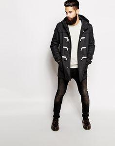 Enlarge ASOS Wool Duffle Coat