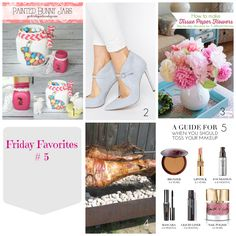 Ioanna's Notebook - Friday Favorites #5