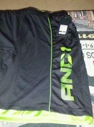 #FortWorth TX Merchandise / Men's #And1 NBA #basketball #shorts black/neon green 3XL - Geebo