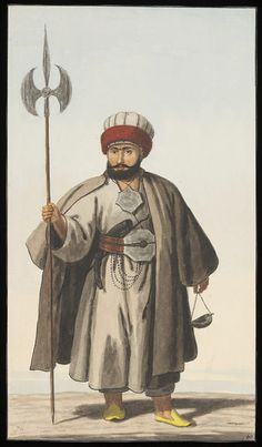Bektasi, or Wandering Dervish, 1809