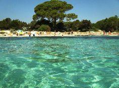 Santa Giulia Beach, France