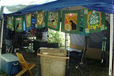 Glamping, Pagan Spirit Gathering style | PNC-Minnesota Bureau
