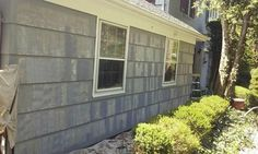 Before Exterior Painting by Monk's Home Improvements