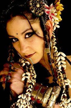 Tribal fusion dancer Rachel Brice   Oh, so, beautiful <3