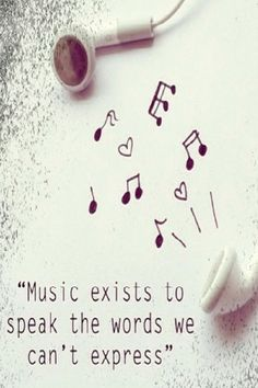 Learn English with music - express yourself- Englisch lernen mit Musik – express yourself Learn English with music – express yourself - Music Is My Escape, Music Is Life, My Music, Music Heart, Rock Music, Pub Radio, Music Express, All About Music, Inspiration Quotes