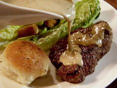 Fillet with Peppercorn Sauce Recipe : Ree Drummond : Food Network - FoodNetwork.com