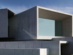 Concrete + Glass Architecture -blueverticalstudio
