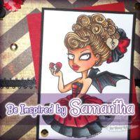 Samanthas Inspiration: Ophelia Anti-Cupid! #digitalstamps #coloringpages #fairies