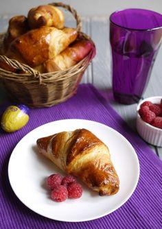 Oh La La! 20 Creative Croissant Recipes via Brit + Co.