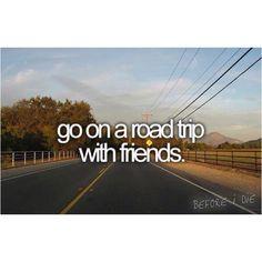 Road trip! #bucketlist