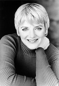 "Allison Arngrim. (You may remember her as Nellie Olson from ""Little House on the Prairie."")"
