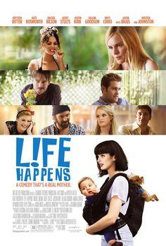 Cinelodeon.com: Life Happens (La vida sucede). Kat Coiro