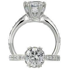 Ritani Setting Engagement Ring style 1R3270