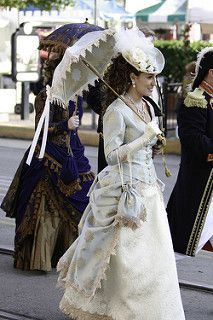 Dickens on the Strand of - SteamPunk - Gothic Victorian Gown, Victorian Costume, Victorian Steampunk, Victorian Fashion, Vintage Fashion, Victorian Era Dresses, Gothic, Historical Costume, Historical Clothing