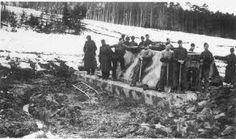 German Panzer in WW2: Panzer VIII Maus Photos and info