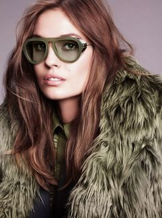 EYEWEAR DIARY - Fashion Blog Brasil: Preview Gucci Inverno 2014/15