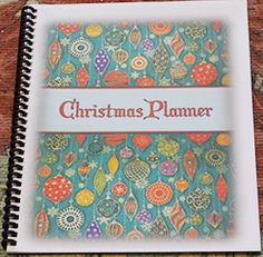Christmas planner downloads and printables to help you have the best Christmas ever with 17 downloadable pages - less stress, more time, less money spent, stay in budget and have a plan and be prepared more than ever. This planner covers everything for Christmas and the holiday season.