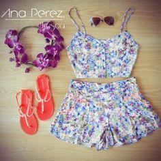 Este outfit  <3o<3  #VivalaPrimavera #boutique #moda #shopp #streetstyle #primavera #shoes #bags #love
