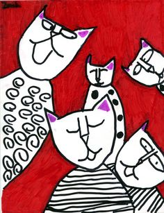 Abstract Cats
