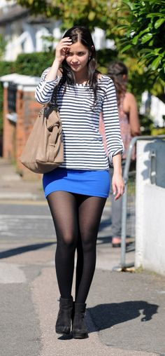 Jacqueline Jossa In Pantyhose More Pictures Here Http