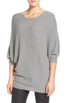 Velvet by Graham & Spencer Cashmere Boatneck Dolman Sweater.  $299