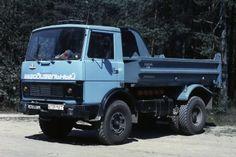 МАЗ-55512 Опытный '11.1986