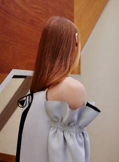 Photographed by Ilaria Orsini for Vogue Italia Arty Fashion, Colorful Fashion, Unique Fashion, Fashion Details, Fashion Design, Editorial Photography, Fashion Photography, Stylish Shirts, Summer Looks