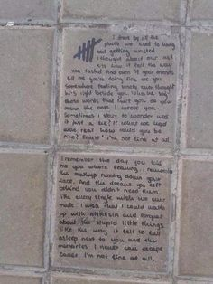 Found this in the streets -woah wut<<< woah << 5sos fam is taking over<<<<wait what