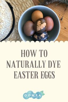 Using items from your kitchen to create safe and eco-friendly egg dyes Brown Eggs, Easter Egg Dye, Earl Grey Tea, Drawing For Kids, Dyes, Holiday Fun, Serving Bowls, Eco Friendly, Create