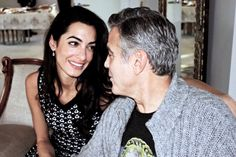 An open letter to the future Mrs. Clooney: Congrats on proving Princeton Momwrong ~~~ I have always loved George Clooney, and his engagement made me  so happy and optimistic. Congrats!!!