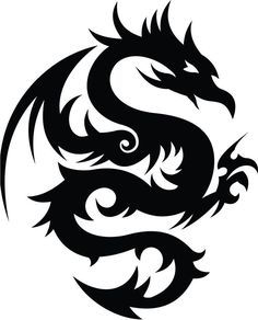 For your consideration is a die-cut vinyl Tribal Dragon decal available in multiple sizes and colors. Vinyl decals will stick to any smooth clean surface including glass, walls, laptops, phones, cars, and boats etc. The white background will be removed leaving just the graphic. The sizing is for the longest dimension of the decal. If you need exact measurements or need the decal cut in a size not listed, please send me a message and I will get back to you ASAP. If you have any questions…