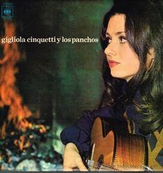 Gigliola Cinquetti y Los Trios Los panchos.