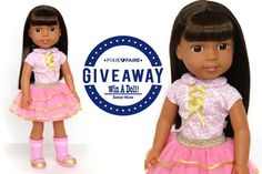 WellieWishersdoll giveawaysponsored by Liberty Jane® and Pixie Faire®. (Not endorsed or affiliated with American Girl® or Mattel®). Welcome to week threeof o