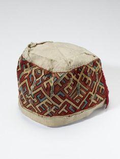 päähine, sorok, sorokka Suomen kansallismuseo Venäjä, Tverin Karjala