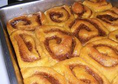vegan sticky buns pumpkin Vegan Cinnamon Buns   Healthy Cinnamon Rolls Recipe