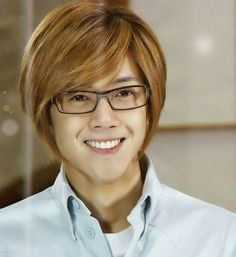 Kim Hyun Joong 김현중 ♡ Jihoo ♡  glasses ♡ long hair ♡ Boys Over Flowers ♡ Kdrama ♡ Kpop ❤❤❤