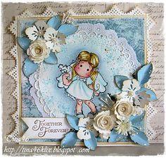 Tina´s Magnoliablog: Wedding Cards