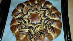 Makový kvet • recept • bonvivani.sk Torte Cake, Muffin, Food And Drink, Bread, Baking, Breakfast, Bread Making, Morning Coffee, Muffins