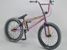 madmain purple fuel 20 inch BMX bikes from Harry Main and mafia BMX