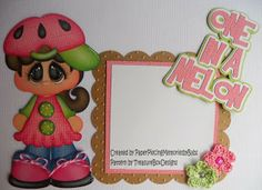 Created by PAPER PIECING MEMORIES BY BABS, using Berry Beauties
