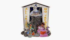 September 11th Walt Disney World Resort Pin Releases; All Tricks, No Treats ~ Disney Pins Facebook