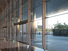 40 foot vertical curtain wall - Google Search