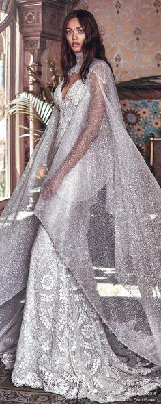 Galia Lahav SS 2018 Wedding Dresses – Victorian Affinity | Deer Pearl Flowers - Part 3 / http://www.deerpearlflowers.com/galia-lahav-ss-2018-wedding-dresses/3/