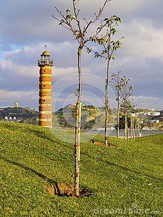 Alter Leuchtturm in Belem