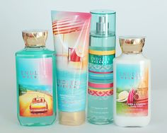 Amazon.com : Bath and Body Works Endless Weekend Gift Set of Shower Gel, Body Cream, Body Lotion and Mist : Beauty